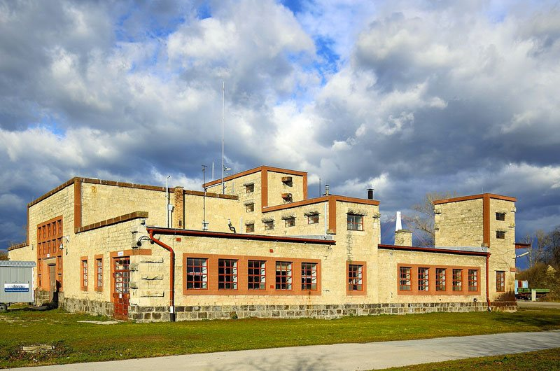 Alte Schmiede, viadonau, Bad Deutsch Altenburg