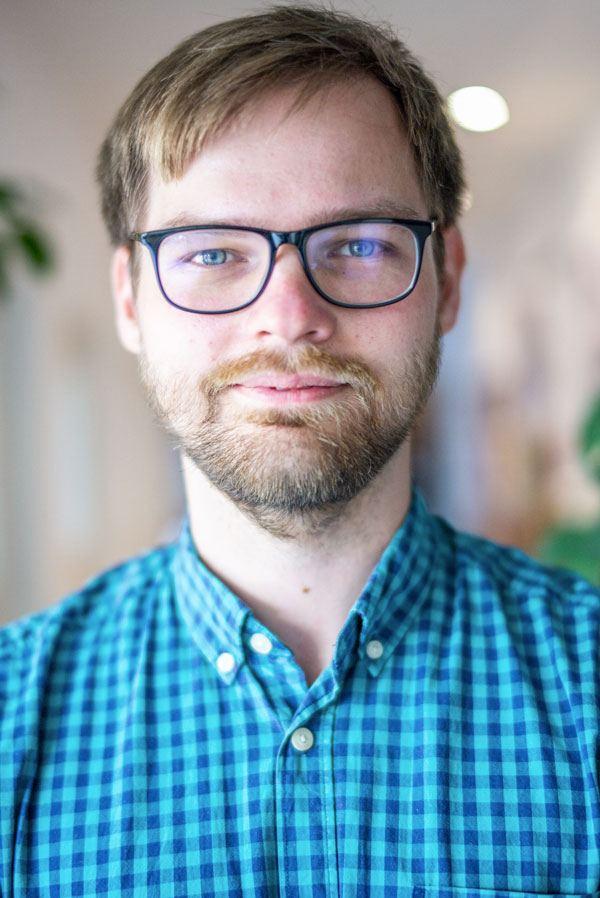 BIM Manager Philip Poigner