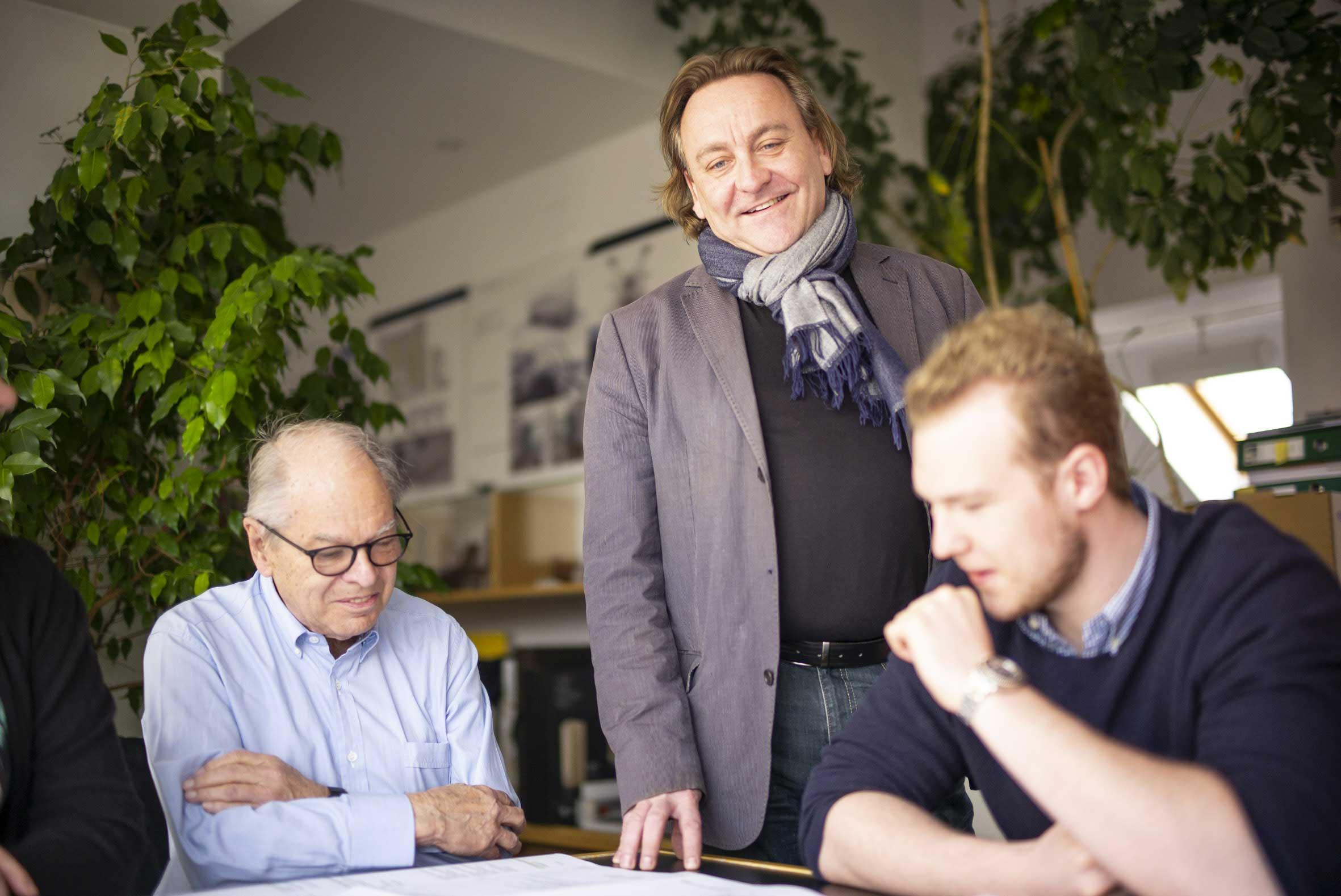 ArchOffice Zweiquadrat - Manfred F. Resch, Roland Plank, Mathias Mycinski