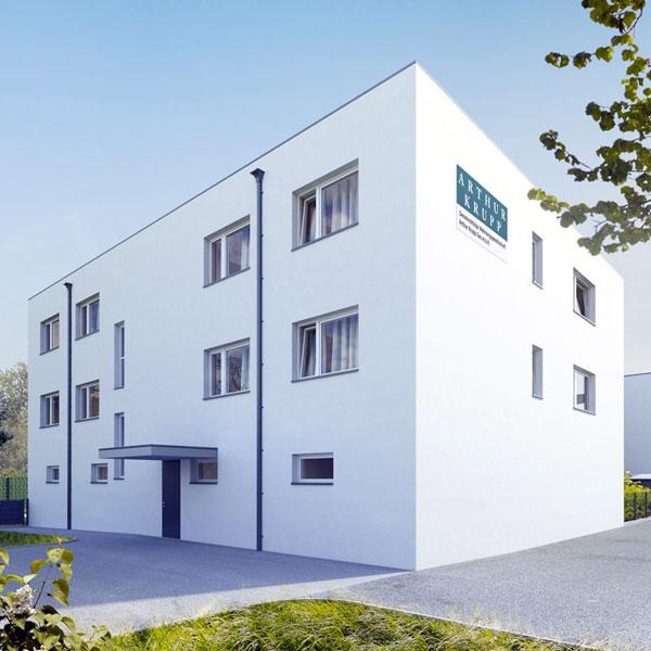 Gesundheitszentrum und Wohnabu in Pottenstein, NÖ