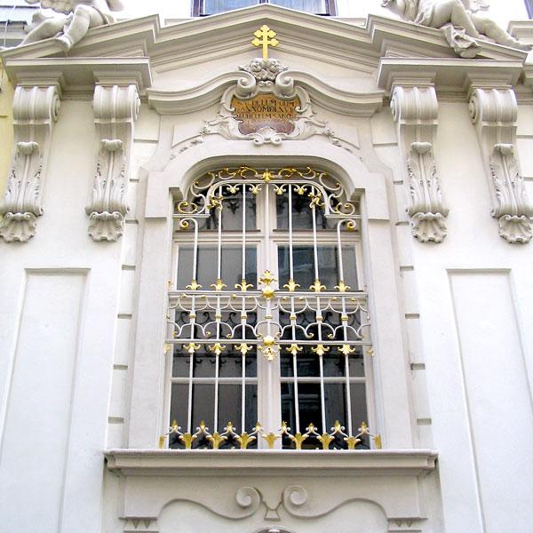 Revitalisierung Steindlgasse »Haus zur goldenen Schlange«